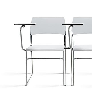 Pala escritorio y pieza unión / AD