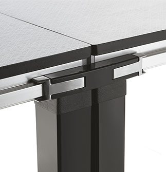 Pieza de unión entre mesas / BL
