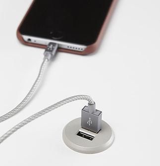 Cargador USB / GU