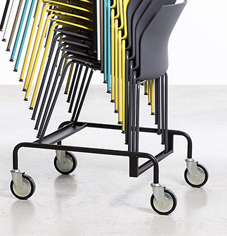Stacking trolley / KB