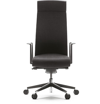Muga Adjustable high back executive chair