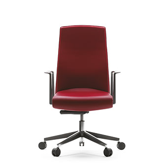 Muga Fixed back office chair