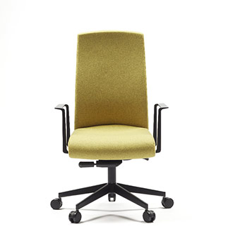 Muga Adjustable back office chair