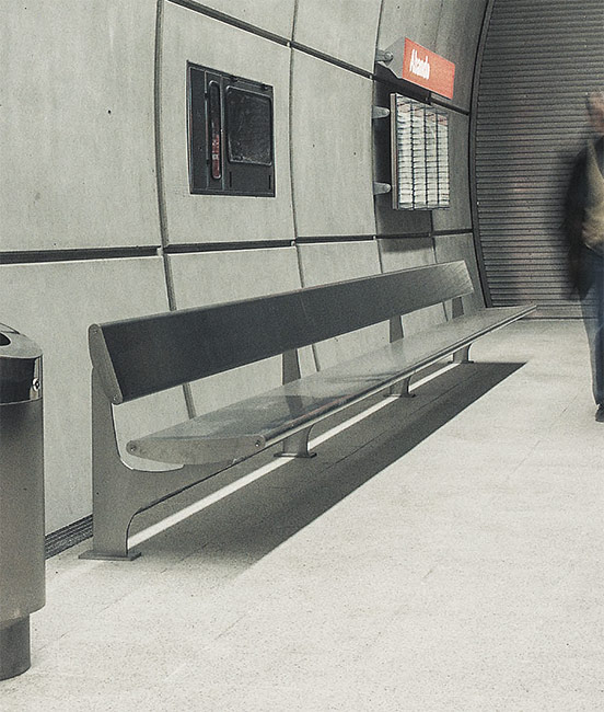 1995.- Bilbao Metro with Foster + Partners